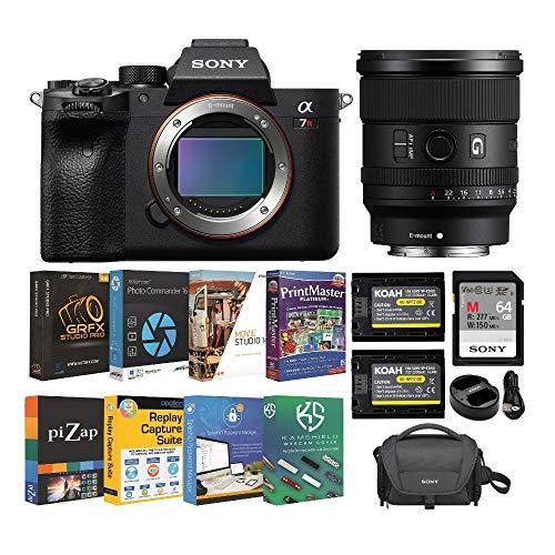 Sony a7R IV Full-Frame Mirrorless...