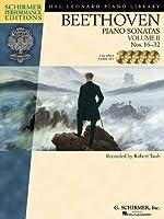 Beethoven - Piano Sonatas: Nos. 16-32 (Schirmer Performance Editions)