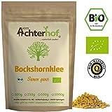 Bockshornklee Samen ganz BIO (1kg) | Bockshorn-Tee | Bockshornkleesamen | Ideal als Tee oder Gewürz...