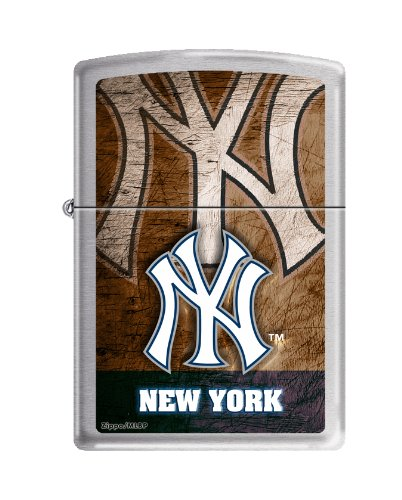 MLB New York Yankees Color Zippo Lighter