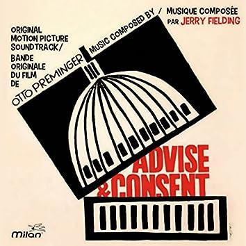 Advise and Consent (Otto Preminger's Original Motion Picture Soundtrack)