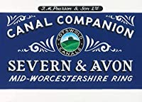 Pearson's Canal Companion - Severn and Avon: Mid-Worcestershire Ring and Cotswold Canals (Pearon's Canal Companions)