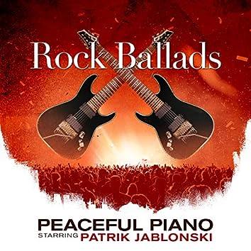 Rock Ballads: Peaceful Piano