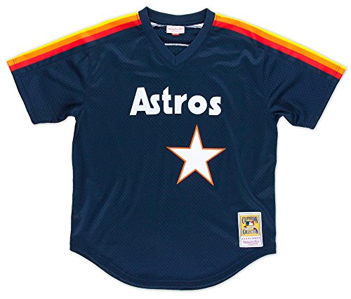 Mitchell & Ness Nolan Ryan Authentic 1988 BP Jersey (Large)