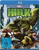 Hulk vs Thor & Wolverine [Blu-ray]