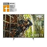 Ultra HD TV mit Cinema Display – Einzigartige Farbbrillanz dank HCX Processor, HDR10+, Dolby Vision und 1.600Hz (bmr) Hochmoderne Tuner-Technologie – Quattro Tuner mit Twin-Konzept, DVB & 2 CI-Slots für maximale Vielseitigkeit Hervorragender Klang – ...