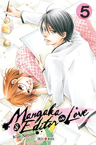 Mangaka and Editor in Love T05