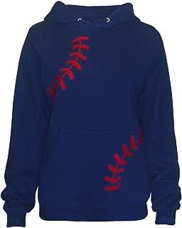 Women's Baseball Hoodie Sweatshirt – Laces