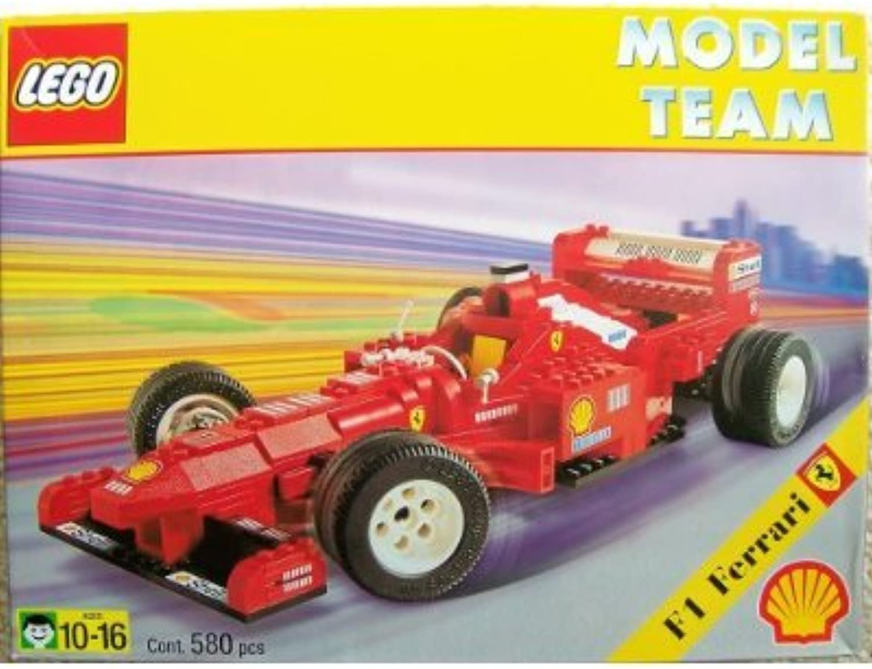 estilo clásico LEGO Model Team 2556 Shell Shell Shell F1 Ferrari Race Coche by LEGO  ¡No dudes! ¡Compra ahora!