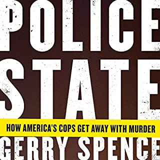 Police State audiobook cover art