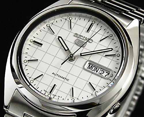 セイコー5 逆輸入モデル SEIKO5 機械式(自動巻き) SNXF05 [海外輸入品] メンズ 腕時計 時計
