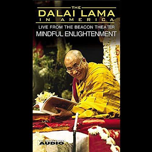 The Dalai Lama in America Audiobook By His Holiness the Dalai Lama cover art