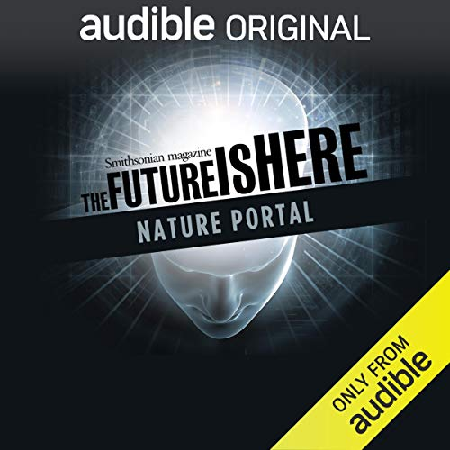 Nature Portal audiobook cover art