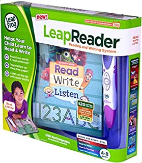 Leapfrog Leapreader Reading And Writing System Pink , LF 80-21302E