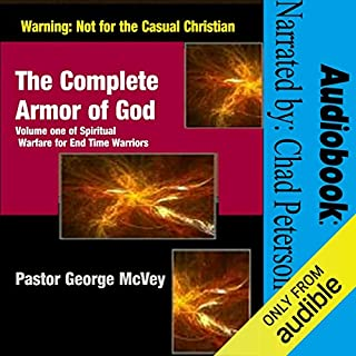 The Complete Armor of God audiobook cover art