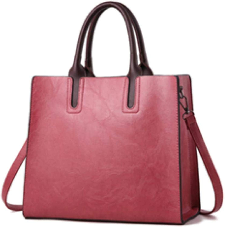 Medium Large Capacity Shopping Work Women Crossbody Shoulder Bags