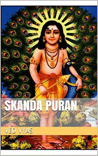 SKANDA PURAN (English Edition)