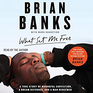 What Set Me Free audiobook cover art