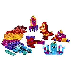 Amazon.co.jp - レゴ レゴムービー2 わがまま女王のなんでも組み立てボックス 70825