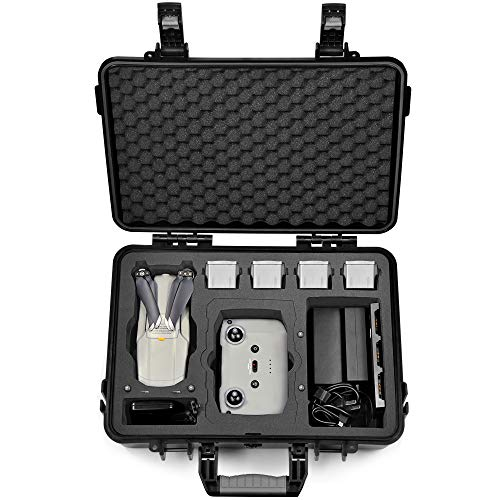 LEKUFEE Koffer für DJI Mavic Air 2 Fly More Kits mit DJI Smart Controller und Mavic Air 2 Zubehör