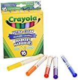 Crayola washable 16 markers