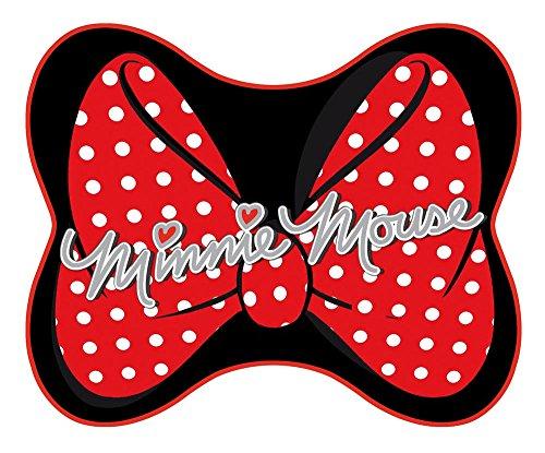 Disney 2 Rideaux Latéraux Minnie