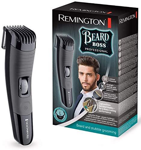 Remington Tondeuse Barbe à Piles, 11 Hauteurs Coupe,...