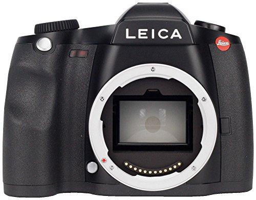 Leica S Medium Format DSLR Camera Body Only 10803, Black