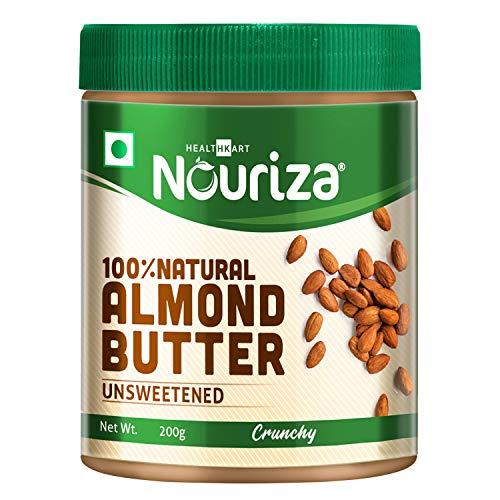 Almond Butter Crunchy 200Gm (7.05 Oz )