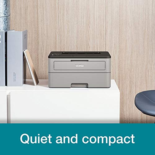 Brother HL-L2350DW Mono Laser Printer, Wireless and PC Connected