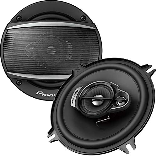 Peugeot 307 (01-07) Pioneer Lautsprecher Boxen 130mm Koax Hintere Türen oder Seiten Heckbereich
