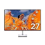 Dell モニター 27インチ 超広視野角&スリムベゼル/WQHD/IPS 低反射/Dell HDR/USB-C,HDMI/3年保証 S2718D