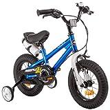 Royal Baby 667420 Freestyle Vélo Enfant Bleu 14'
