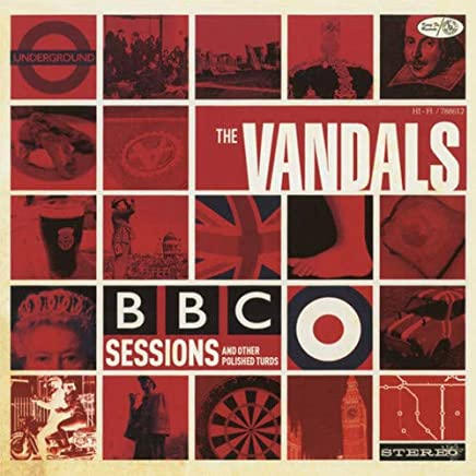 Vandals - Bbc Sessions And Other Polished Turds (2019) LEAK ALBUM