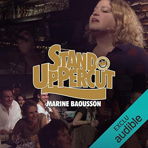Stand UpPercut - Marine Baousson audiobook cover art