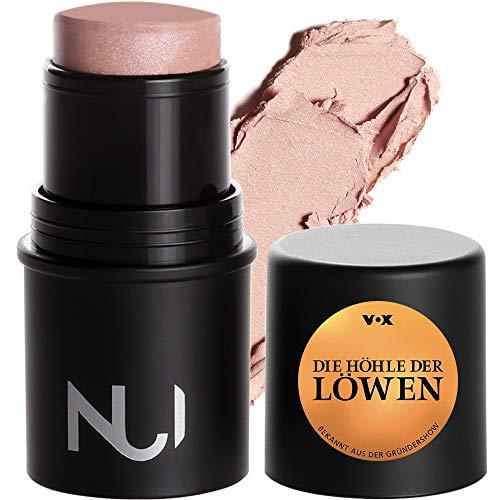 NUI Cosmetics Natural Cream Blush MAWHERO - Naturkosmetik vegan natürlich glutenfrei - pflegendes Rouge in einem sanften Nude-Rosé Farbton für Wangen, Augen und Lippen