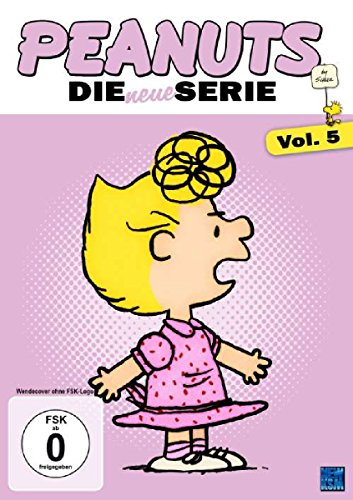 Peanuts - Die neue Serie Vol. 5 (Episode 41-50)