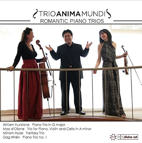 Romantic Piano Trios by Trio Anima Mundi (2013-10-29)