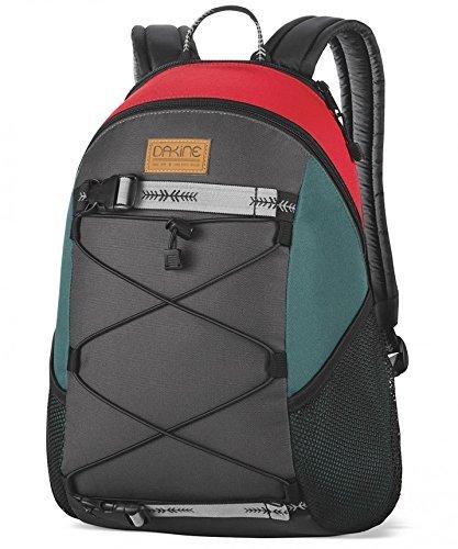 1. Mochila Dakine Wonder - La ergonomía ideal