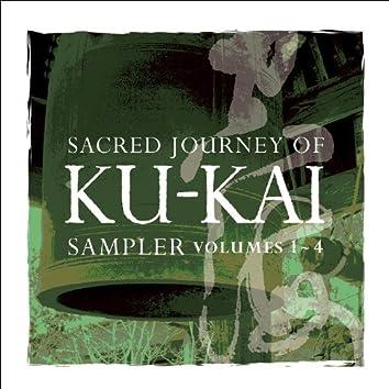 Sacred Journey Of Ku-Kai Sampler, Vol. 1-4