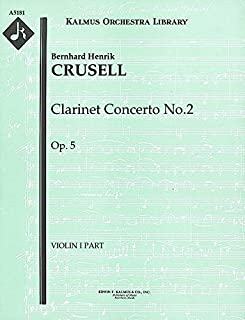 crusell clarinet concerto no 2