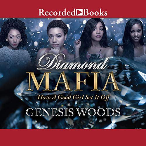 Diamond Mafia audiobook cover art