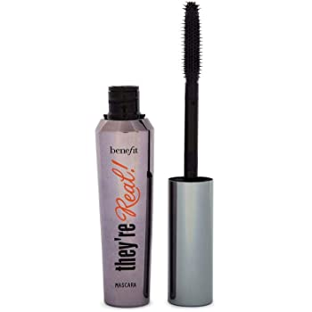 Benefit They're Real! Mascara, Beyond Black, 0.3 Ounce