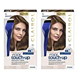 Clairol Root Touch-Up Permanent Hair Color Creme, 5 Medium Brown, (Pack of 2)