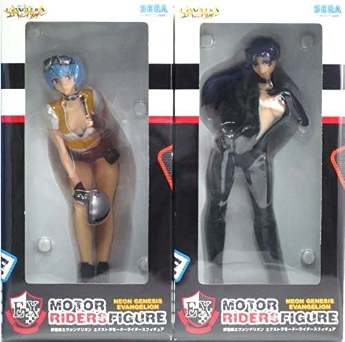 Evangelion Extra motor Riders figure all two