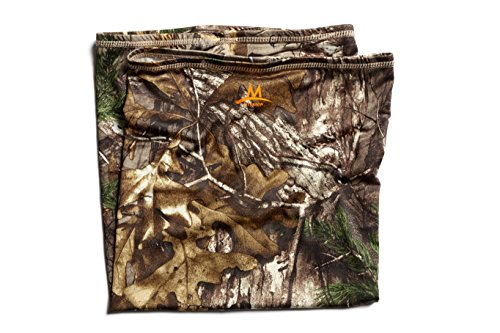Mission Multi-Cool 12 in 1 Multifunctional Gaiter and Headwear Real Tree Camo