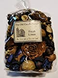 Fresh Linen Potpourri Large Bag - Perfect For Spring, Summer, Fall, and Winter