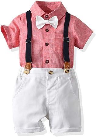 AEPEDC Ropa para Niños Moda Ropa para Niños Camisa ...