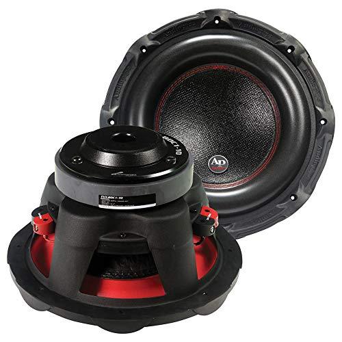 Audiopipe TXX-BDC1-10 800 W Max 10' Dual 4-Ohm Voice Coil Car Audio...