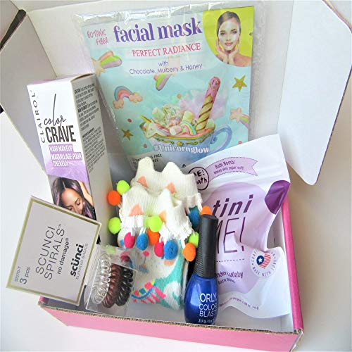 Royalty Packs - Self Care Subscription Box for Girls: Teen Ages 13+